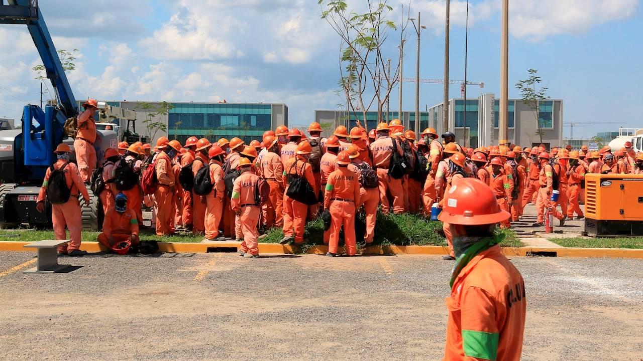 Paro en Dos Bocas: ICA Flour asegura cumplir obligaciones; reportan 3 detenidos por enfrentamientos