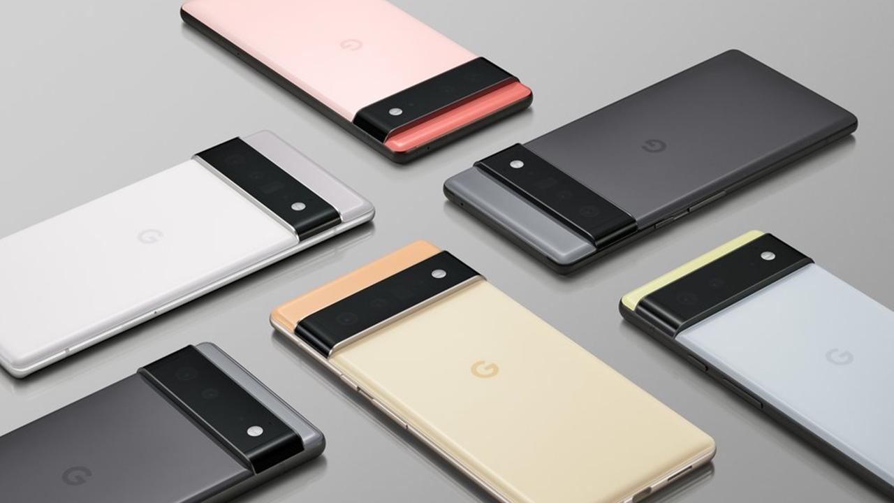 Google presenta su Pixel 6 y por primera vez lanza un modelo Pro