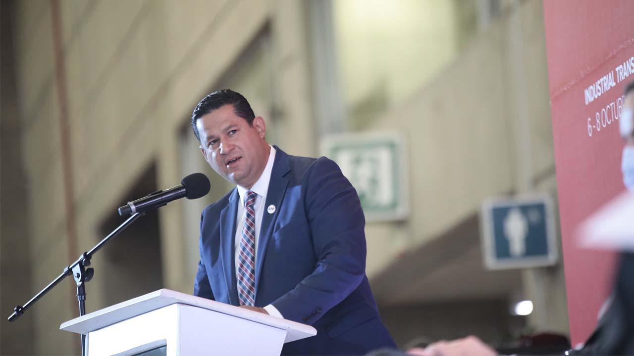 México es la 'nueva China' para Estados Unidos: gobernador de Guanajuato