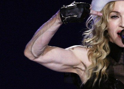Madonna sigue siendo la reina; es la celebridad mejor pagada