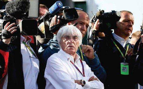 """Formula One Licensing """"atropella"""" a Bardahl"""