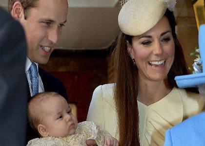Duques de Cambridge bautizarán en privado al bebé real