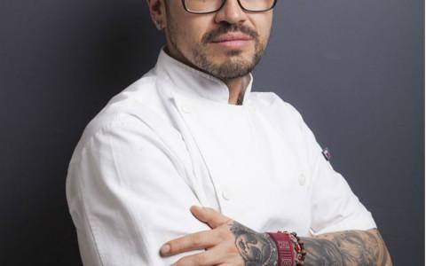 Homenaje al honorable puerco: en Amaranta, del chef Pablo Salas