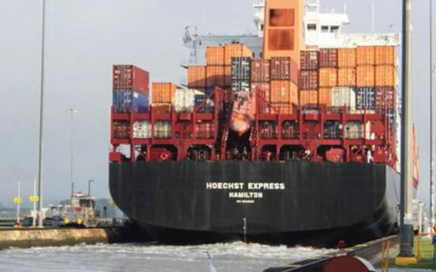 Autoridades del Canal de Panamá se reúnen en China