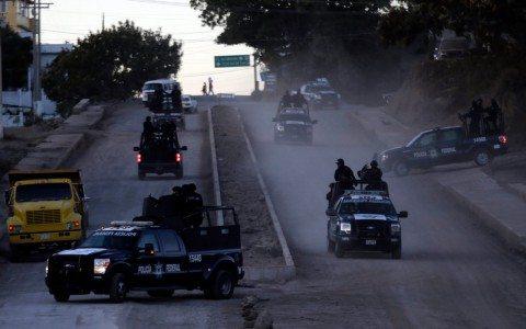 IP denuncia ingobernabilidad en Veracruz, Tamaulipas y Michoacán