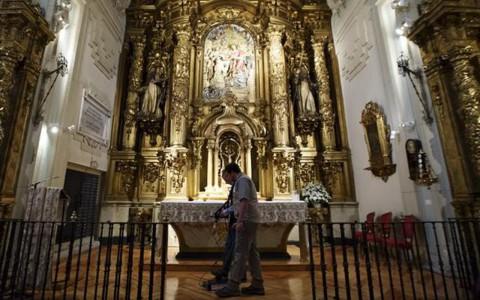 Antropólogos encuentran posibles restos de Miguel de Cervantes