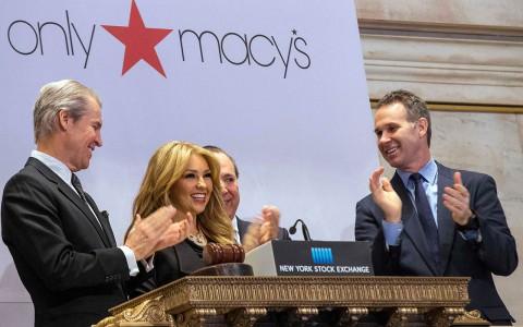 Thalía, ¿la estrella de Wall Street?