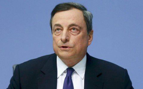 Compra de bonos no está agotando mercado: Draghi