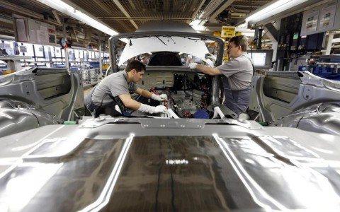 Empleo manufacturero aumenta 3.0% en México: INEGI