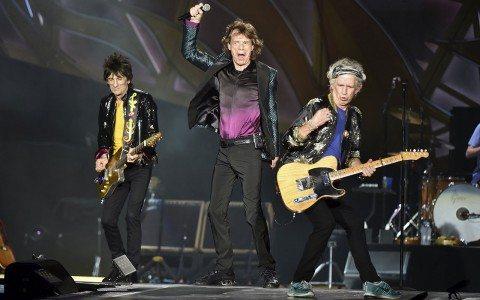 ¿Qué tienen en común Taylor Swift y The Rolling Stones?