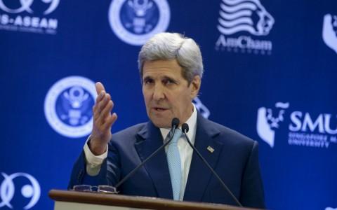 """Kerry defiende """"solución de dos Estados"""" para paz en Oriente Medio"""