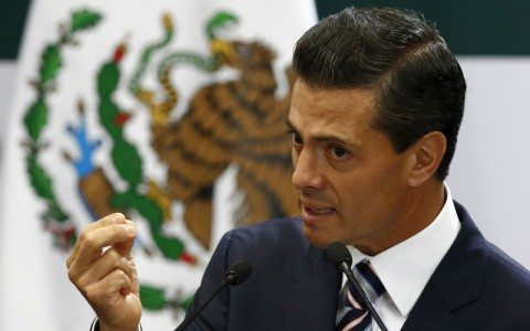 Peña Nieto busca relación de confianza con Trump