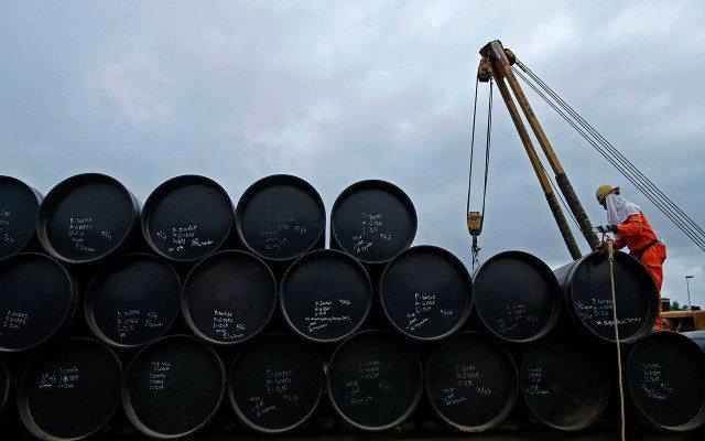 Precio barril petróleo