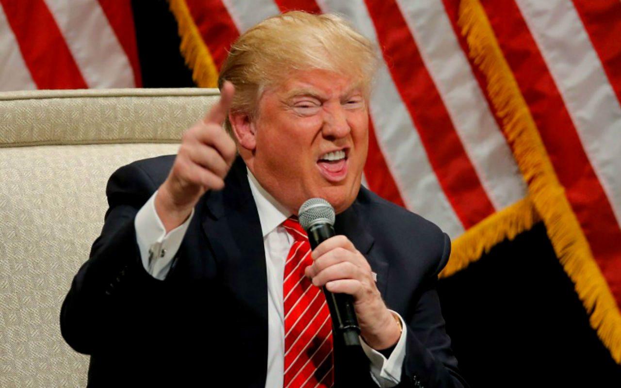 Trump amenaza con defender en tribunales su veto migratorio