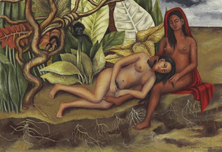 Frida Kahlo, la pintora mejor vendida de América Latina