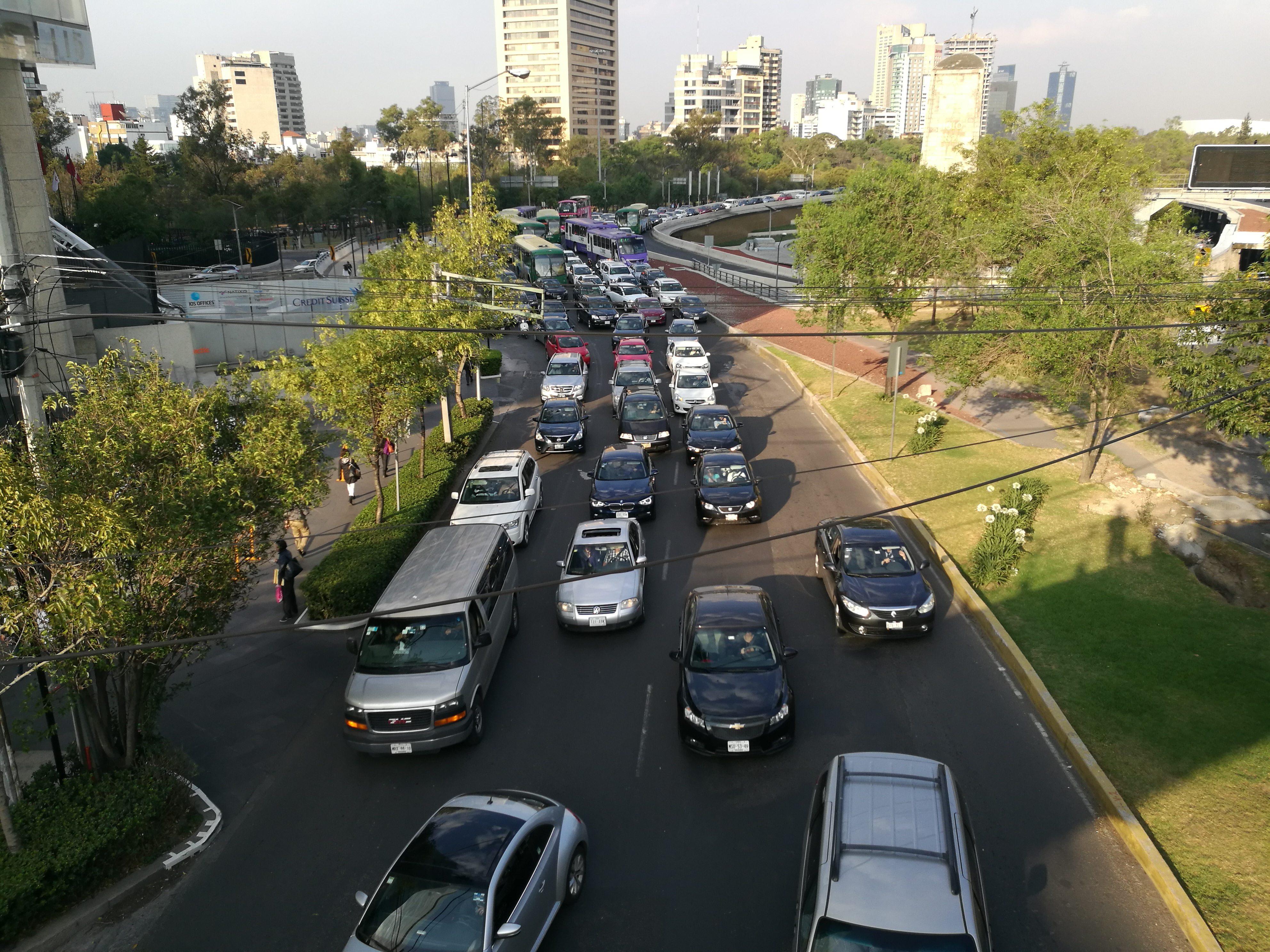 CDMX mantiene el trono de la ciudad con peor tráfico del mundo