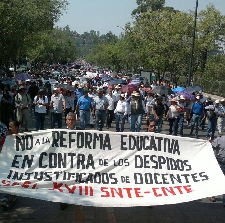 Industriales pierden 1,156 millones de pesos por bloqueos de la CNTE
