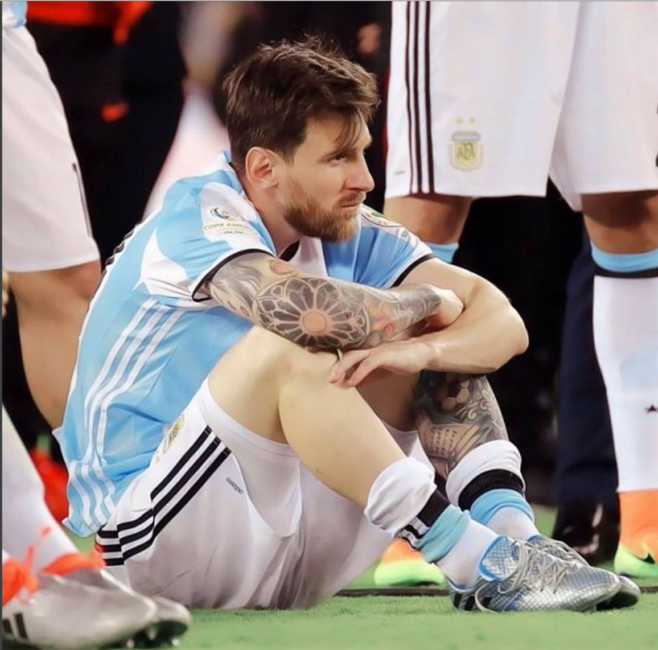 Messi se perderá 4 partidos de la eliminatoria sudamericana