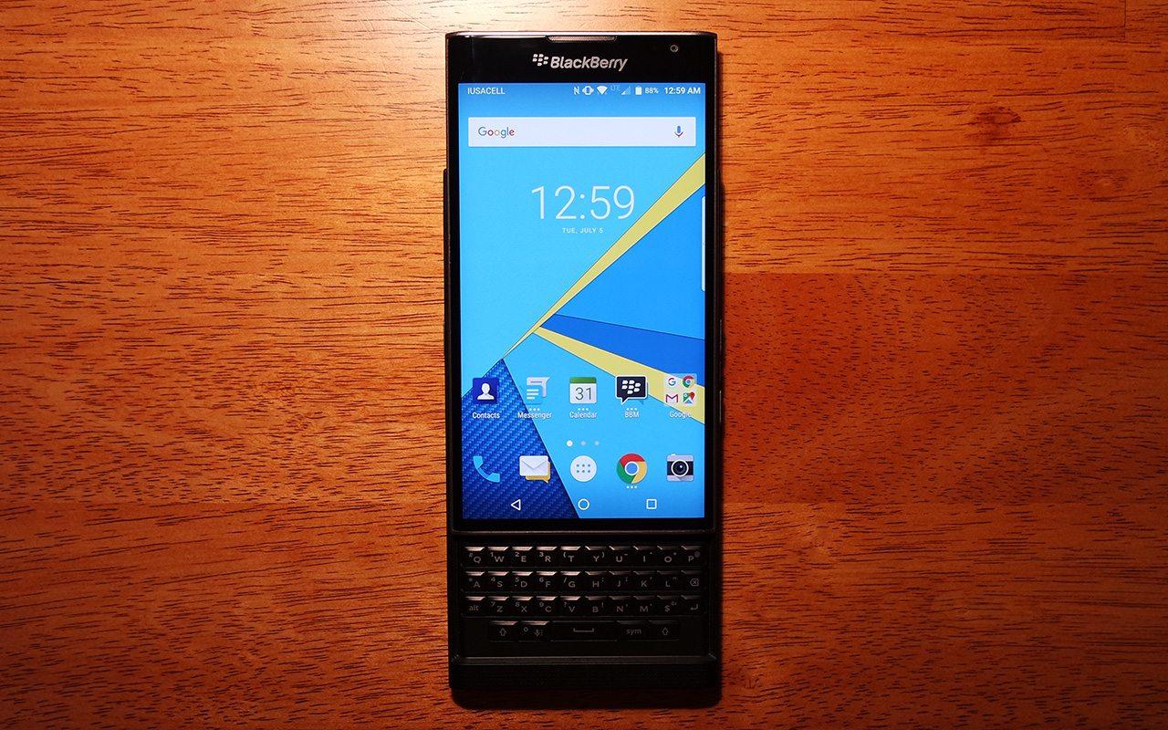 Review: PRIV, el Android que debe salvar a BlackBerry de la muerte