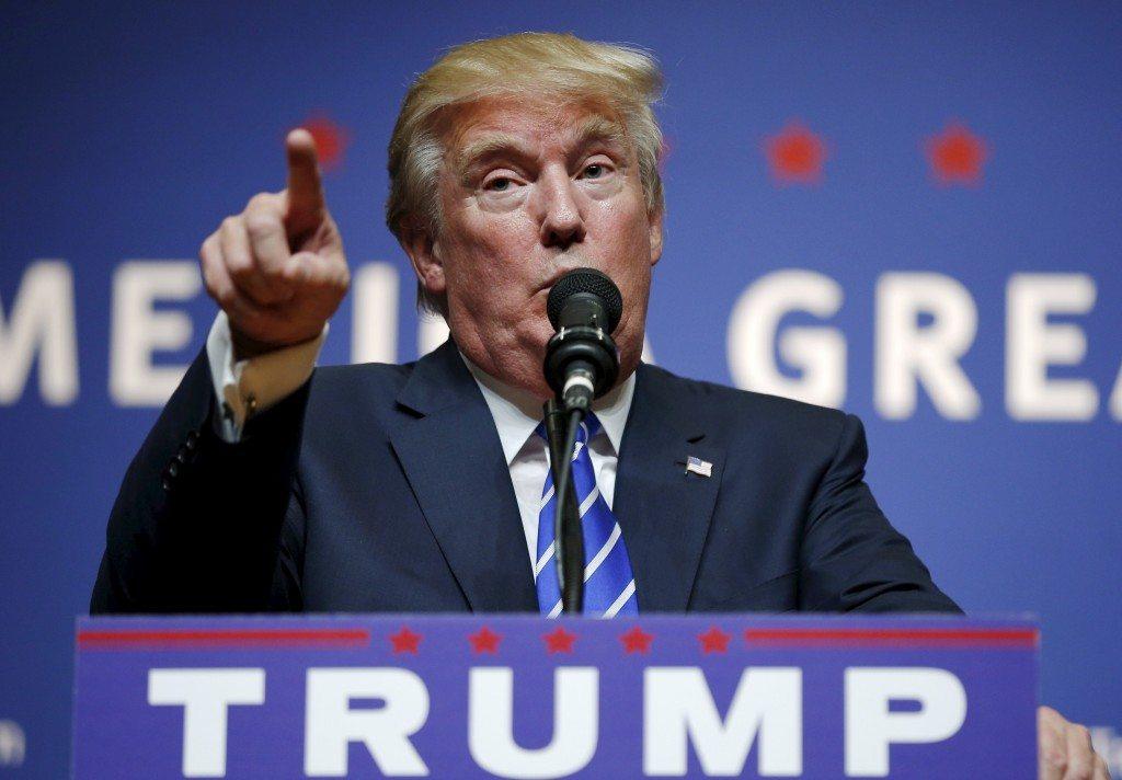 """Trump y el falso ataque terrorista en Suecia; """"¿qué se fumó?"""", se burlan"""