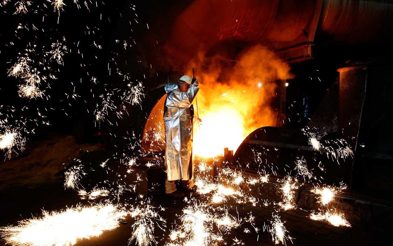 AHMSA generó la mayor producción de acero en su historia durante 2016