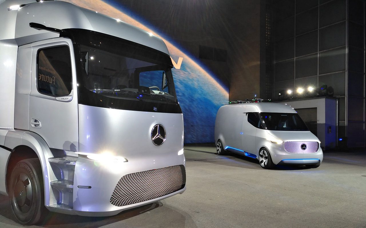 Selección Forbes 2016: Así luce la revolución eléctrica del transporte según Mercedes-Benz