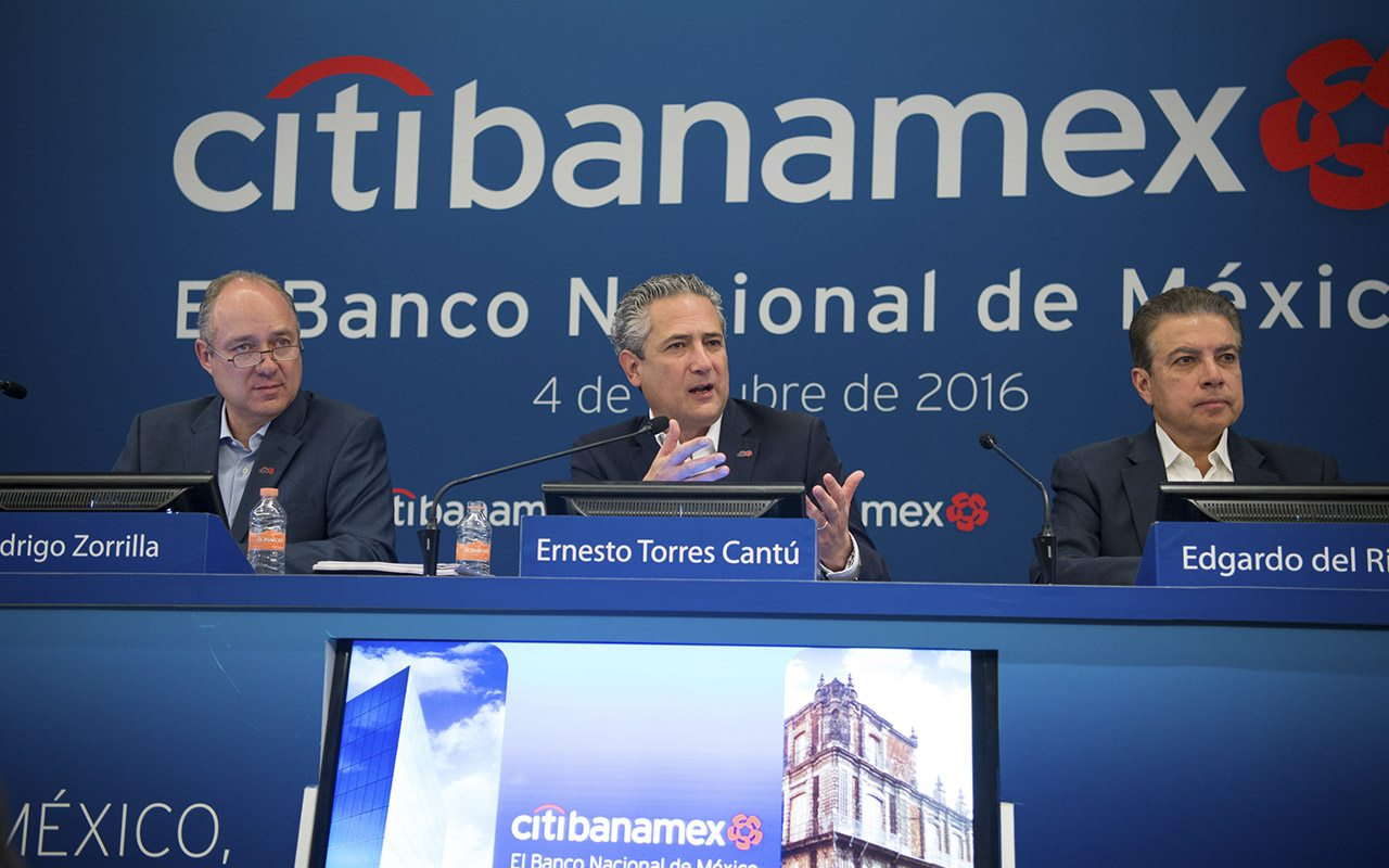 Citi cambia nombre a Banamex; invertirá 25,000 mdp en México