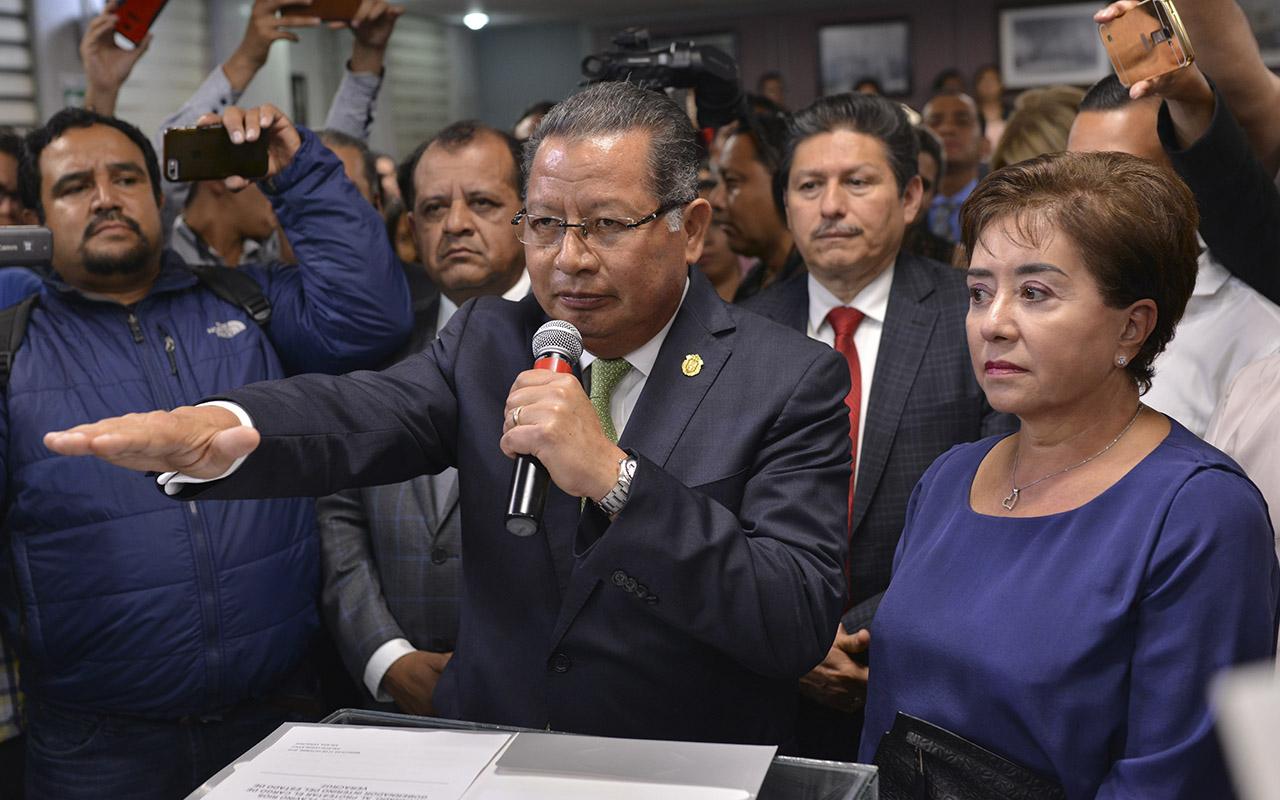 Juez dicta un año de prisión a exgobernador interino de Veracruz