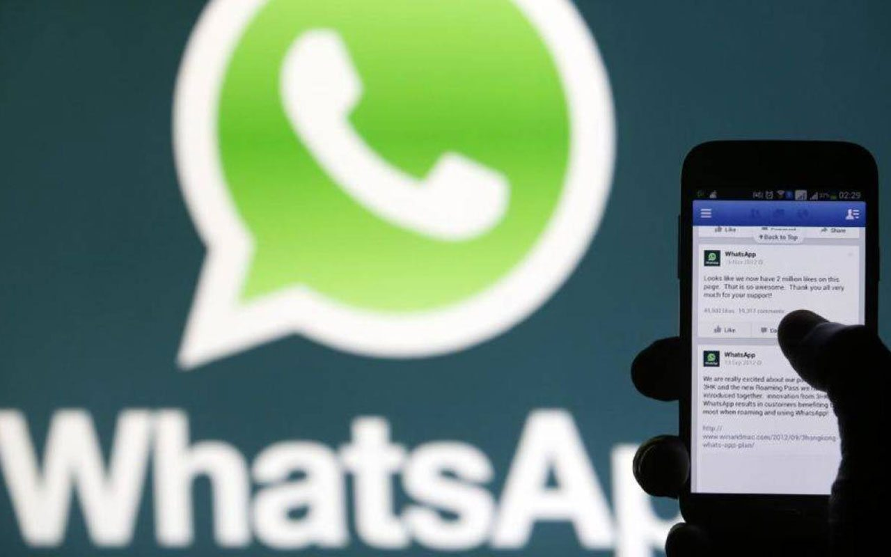 WhatsApp enfrenta demanda por violar privacidad