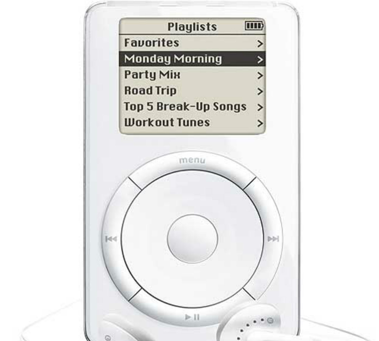iPod, la caja mágica de Apple cumple 15 años