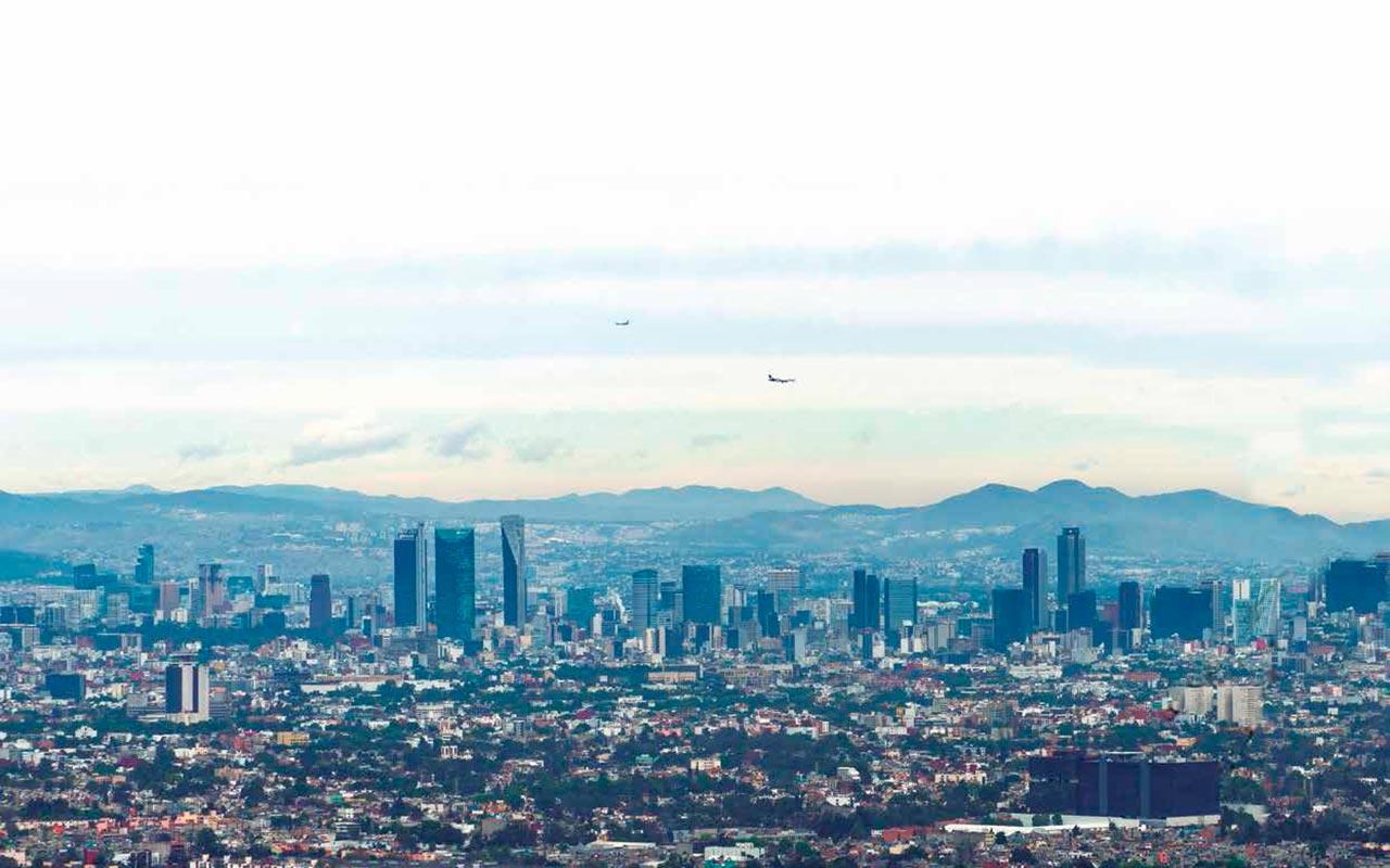 La Ciudad de México es cara, caótica y excluyente