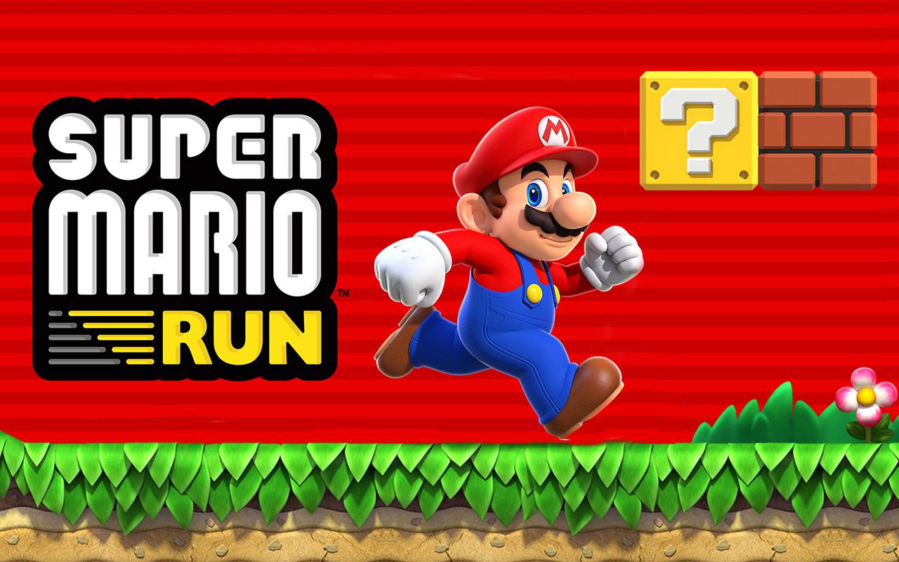 'Super Mario Run' llegará a Android el 23 de marzo