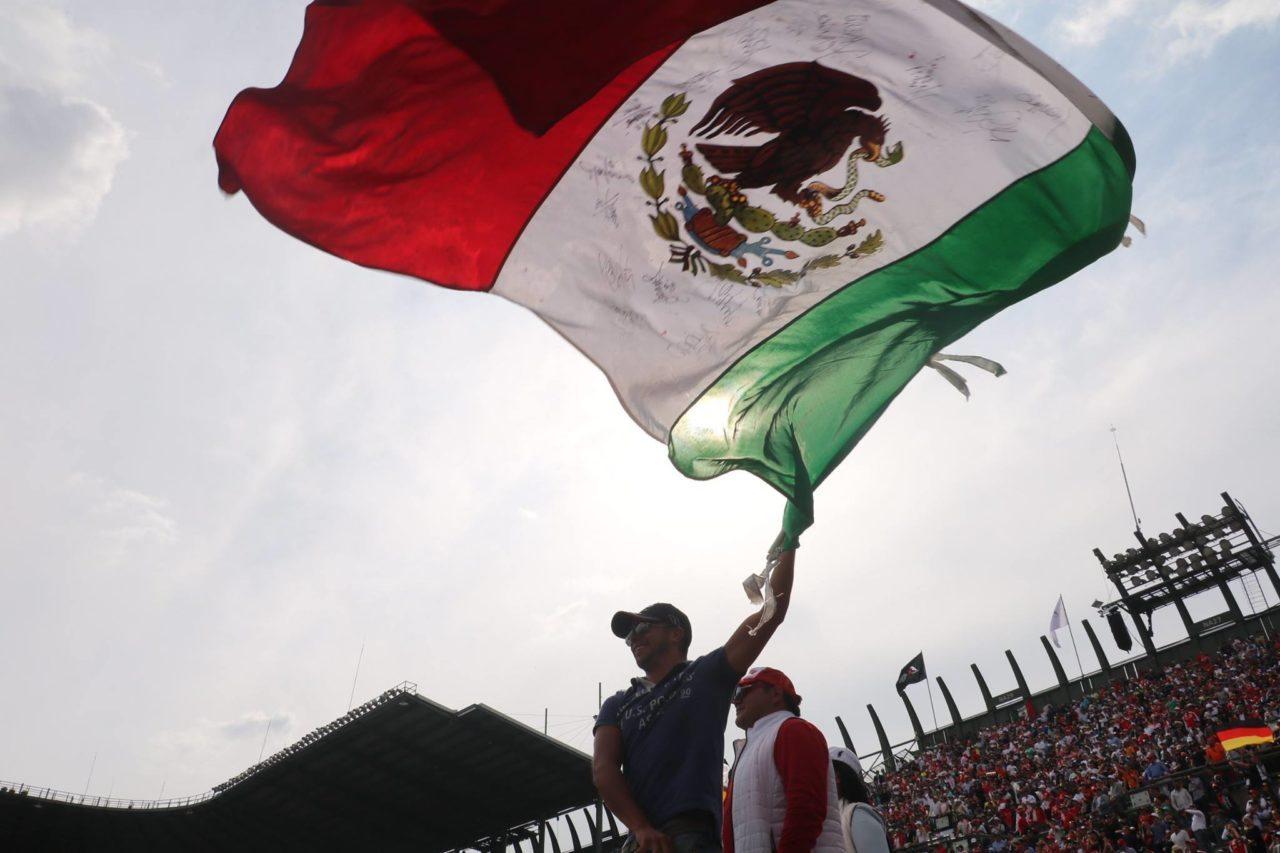 Fórmula 1 en México deja 12,000 millones durante 2016
