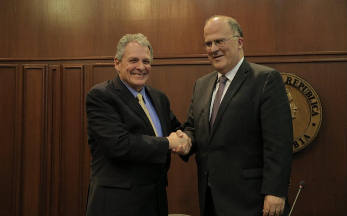El Banco de Colombia nombra a nuevo gerente general
