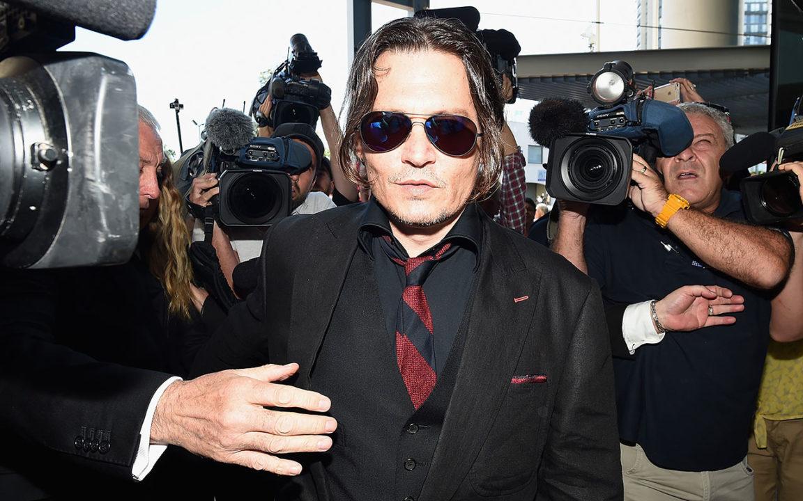 Johnny Depp repite como el actor menos rentable de Hollywood