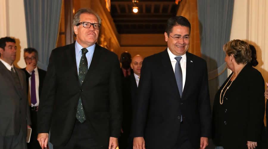 Honduras promulga ley que regulará recursos a partidos políticos