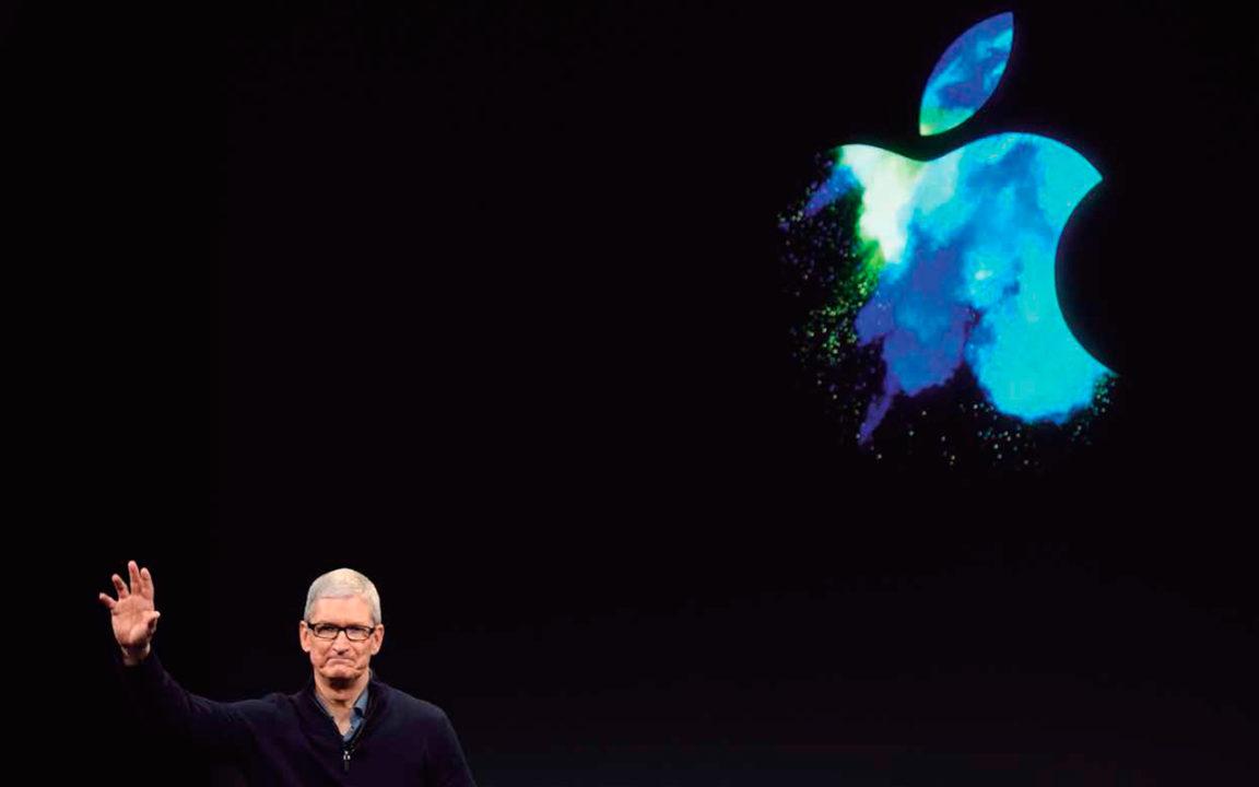 Apple reporta los ingresos trimestrales más altos en su historia