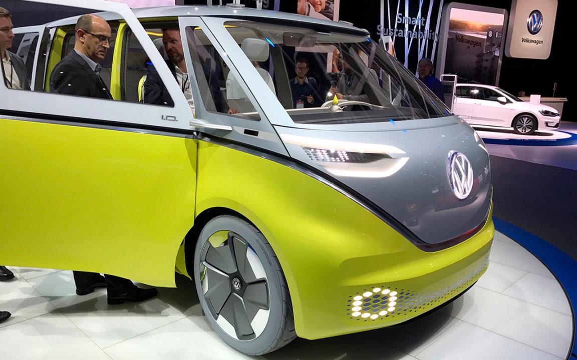 Ésta es la nueva Combi de Volkswagen, eléctrica y autónoma