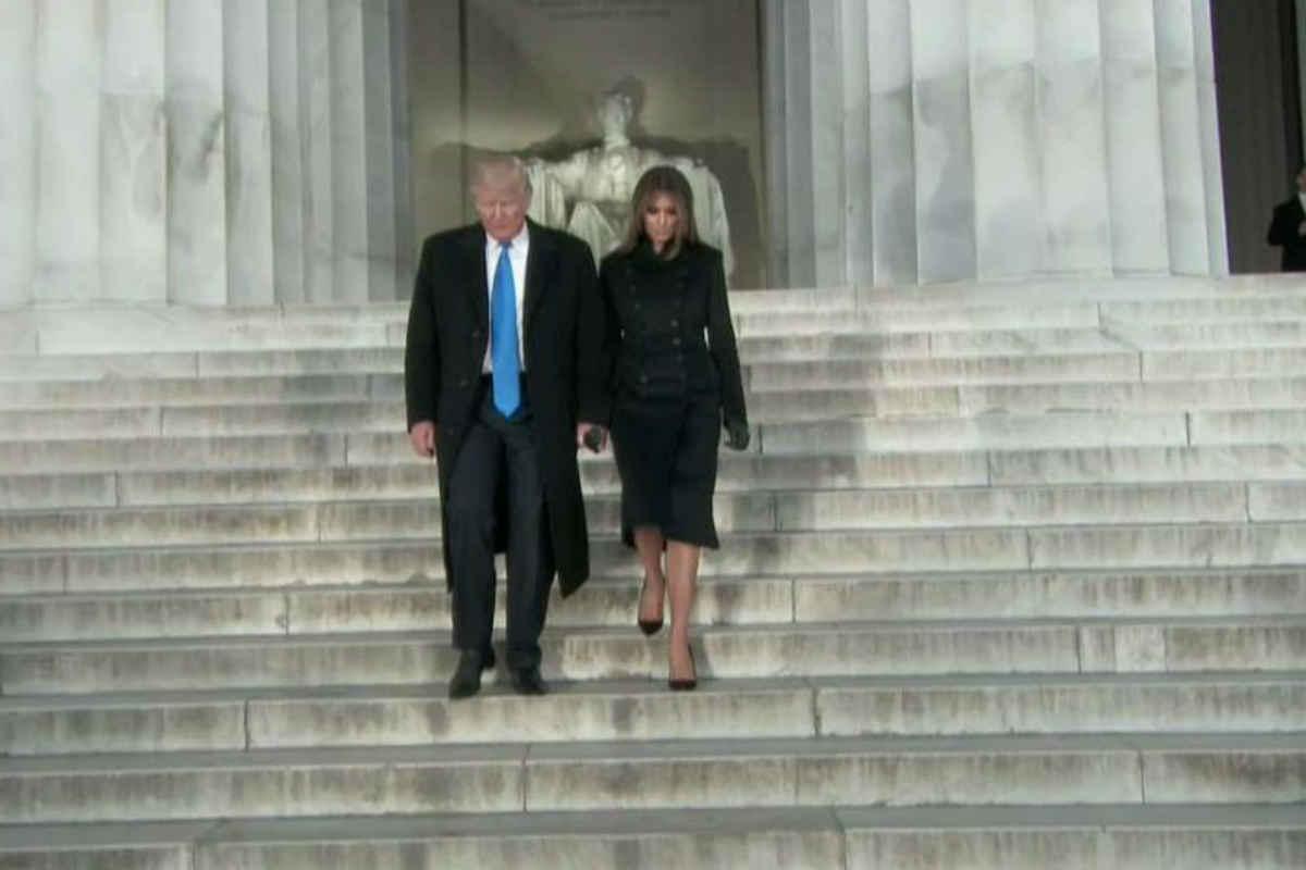 Haremos América grande otra vez: Trump inicia actos de investidura