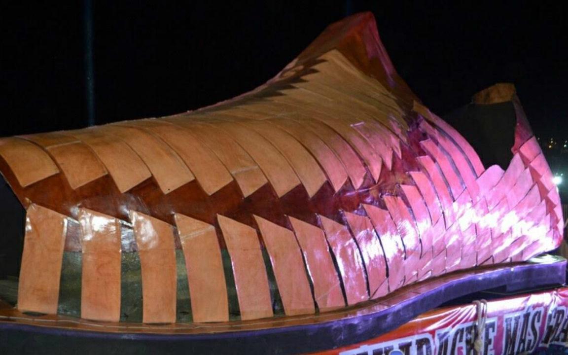 El huarache más grande del mundo