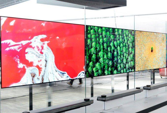 Precio de televisores impulsan las ganancias de LG en tres meses