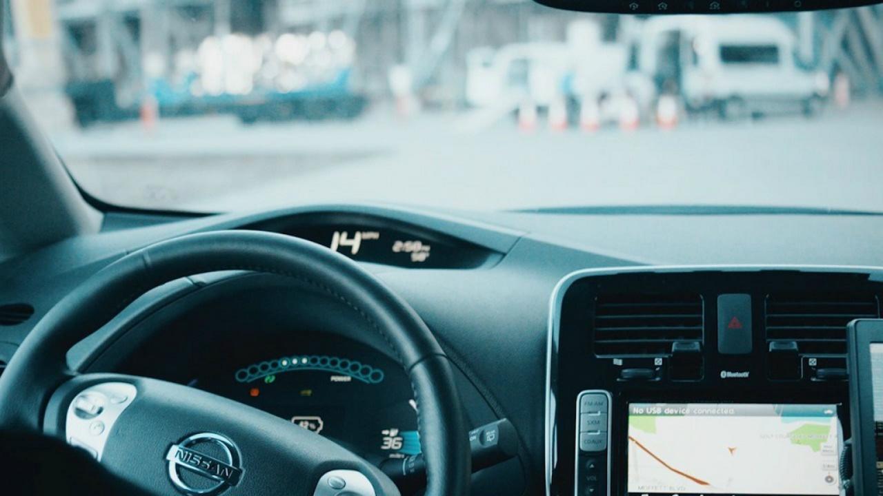 Nissan probará sus vehículos autónomos el próximo mes en calles europeas