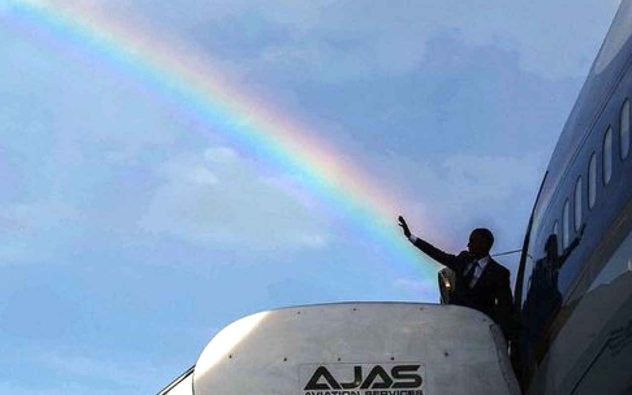 La emotiva despedida de Obama: Ha sido un honor servirles; no voy a parar