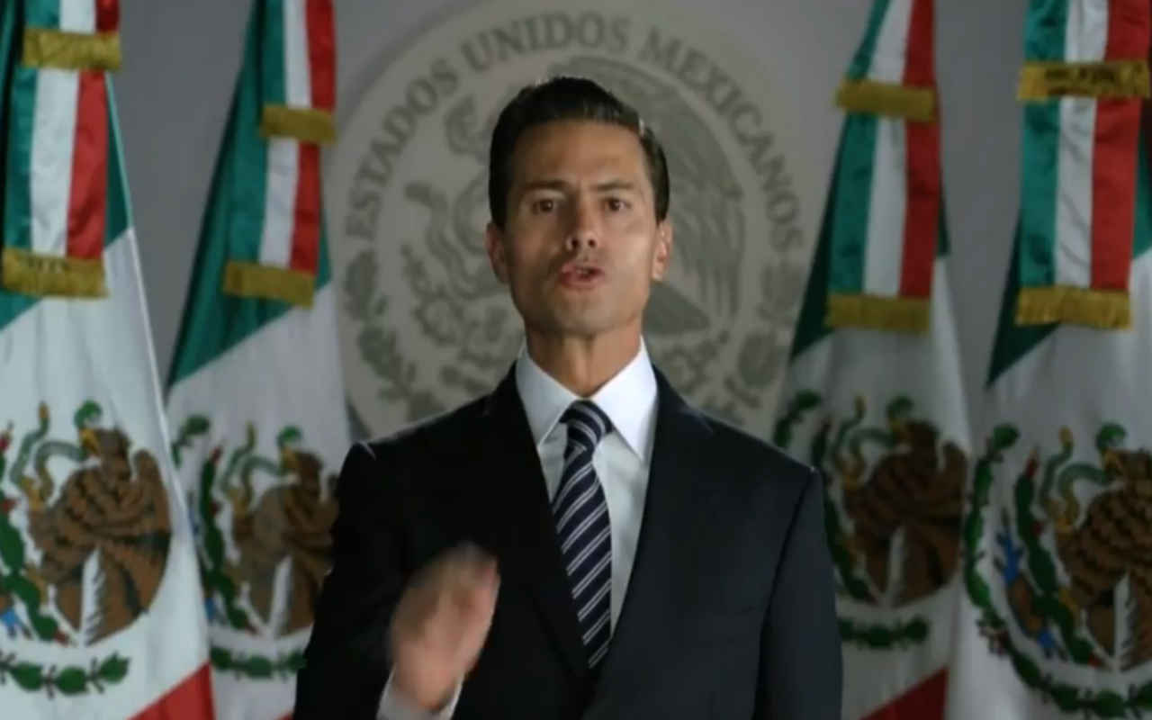 El gobierno no recibirá ni un centavo más por el gasolinazo: Peña Nieto
