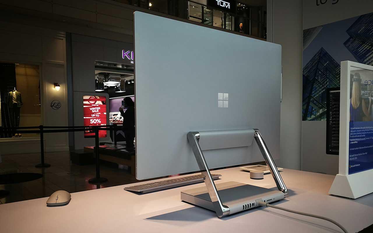 Con la Surface Studio, Microsoft se perfila como el nuevo Apple