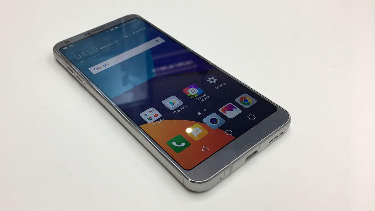 LG apuesta por lo seguro con el G6, su nuevo flagship
