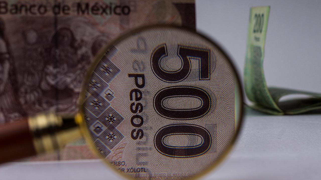 El peso golpeó fuerte al dólar esta semana