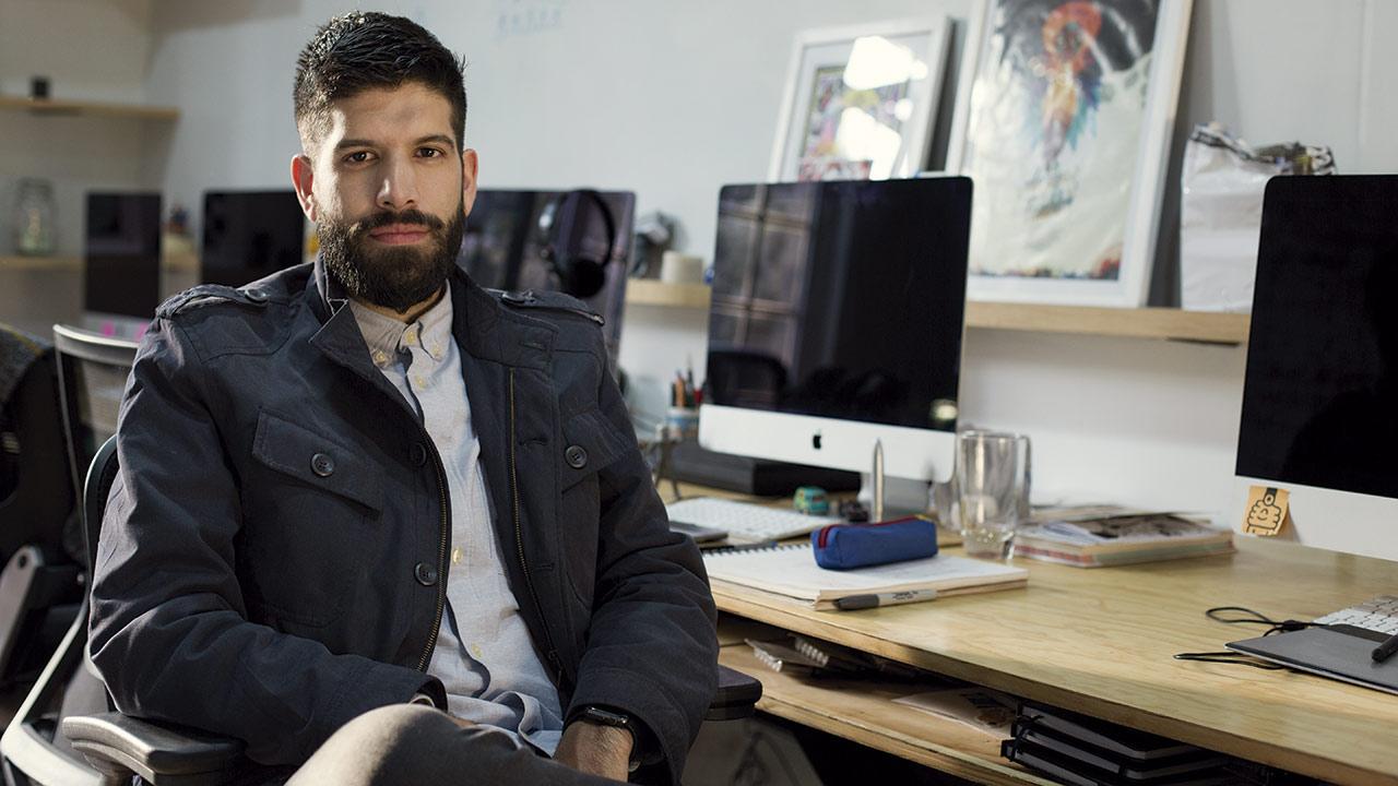 Pictoline: diseño de información para un mundo disperso