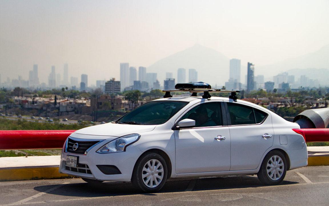 Uber empieza a mapear en 3D las calles de Monterrey