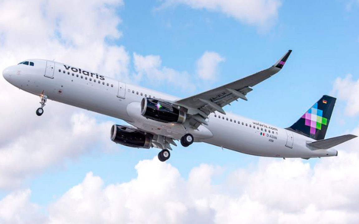 Nuevos slots ayudarán a Volaris en la batalla contra Aeroméxico-Delta